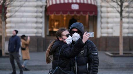 Se elevan a 367 los casos del nuevo coronavirus en Rusia