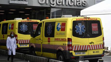 El Ejército español encuentra a ancianos 'conviviendo' con cadáveres en varias residencias de mayores