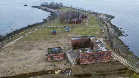 Se multiplican por cinco los entierros en fosas comunes en la isla de Hart de Nueva York en medio de la pandemia de coronavirus