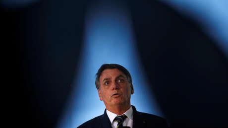"""""""Yo no soy un sepulturero, ¿verdad?"""": La respuesta de Bolsonaro al ser cuestionado sobre la cifra de muertes por coronavirus en Brasil"""