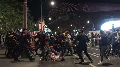 El alcalde de Nueva York rechaza emplear la Guardia Nacional para sofocar los disturbios