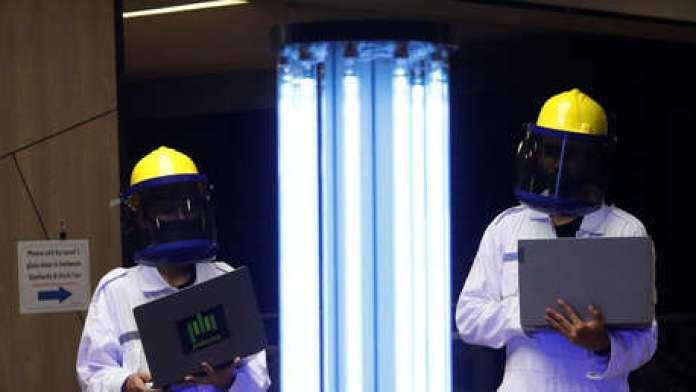 Aseguran que la luz ultravioleta puede destruir el coronavirus en un 99 % en solo 6 segundos