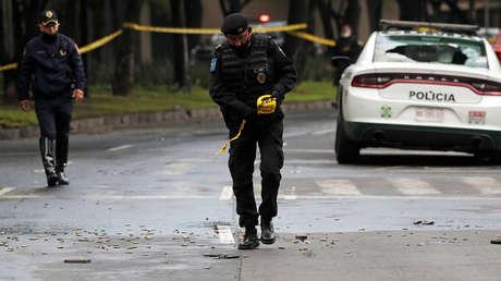 Jefe de la policía de Ciudad de México culpa al Cártel Jalisco Nueva Generación por el atentado en su contra