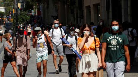 Alemania advierte contra viajes turísticos no esenciales a las comunidades autónomas de Aragón, Cataluña y Navarra en España