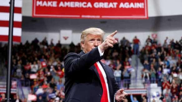 Trump pone al desnudo la moral (y la hipocresía) estadounidense
