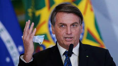 """Bolsonaro: """"No consigo matar ese cáncer que son las ONG"""""""