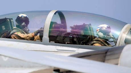 La Fuerza Aérea de EE.UU. prueba en secreto el primer caza de próxima generación