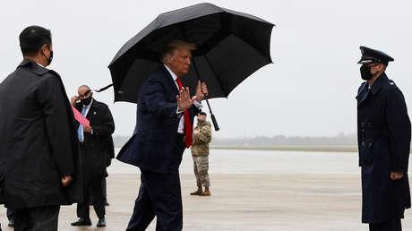 """Médico de Trump afirma que el presidente da negativo en las pruebas de covid-19 """"en días consecutivos"""""""