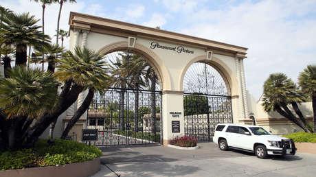 Reportan que un hombre se atrincheró en un edificio de Paramount Studios en Hollywood (VIDEOS)