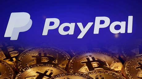 PayPal incorporará el bitcóin y otras criptomonedas en su sistema de pagos
