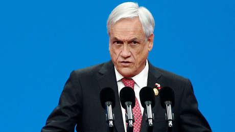 La aprobación de Piñera se derrumba hasta el 13 % luego del plebiscito en Chile