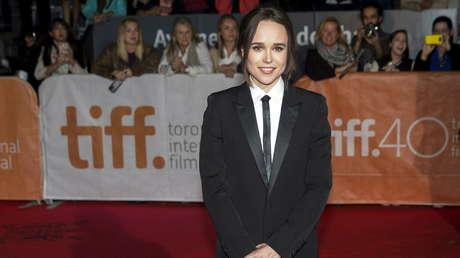 Ellen Page, estrella nominada al Oscar, anuncia que es transgénero