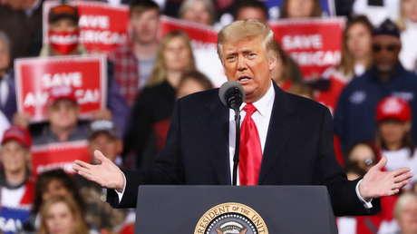Trump asegura que una vacuna contra el coronavirus estará disponible en EE.UU. a partir de la próxima semana