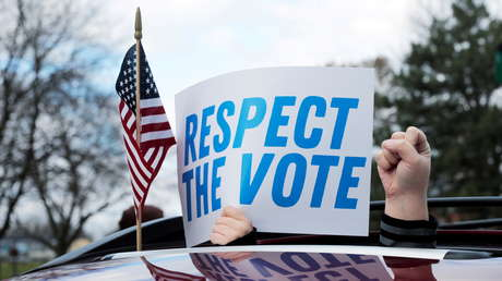 """Arkansas, Alabama y Luisiana apoyan a Texas en su demanda ante la Corte Suprema por irregularidades """"inconstitucionales"""" en las elecciones"""