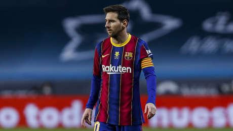"""Filtran las cifras del """"contrato faraónico"""" de Messi que """"arruina"""" al Barcelona"""