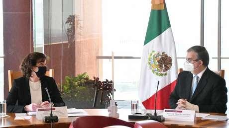Gobiernos de México y EE.UU. acuerdan reforzar la cooperación en materia migratoria