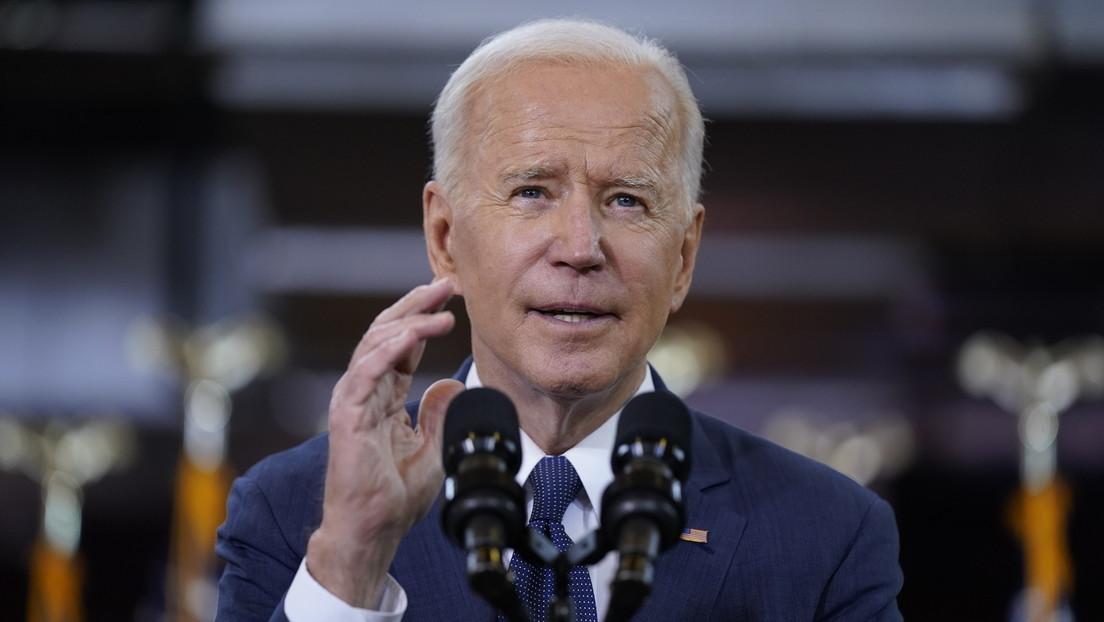 """""""Ganar la competencia global con China"""": Biden propone un plan de infraestructura de 2 billones de dólares"""