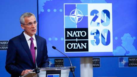 Stoltenberg: La Alianza Atlántica propone convocar un consejo Rusia-OTAN