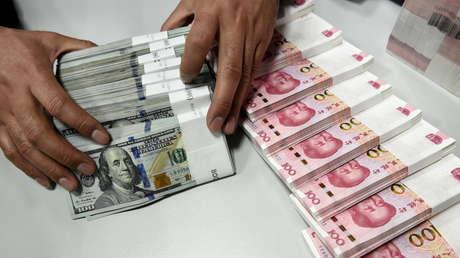 Las reservas de divisas extranjeras de China crecen hasta 3,22 billones de dólares