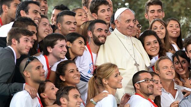 Resultado de imagen para El Papa y la juventud