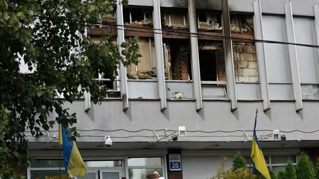 Ukraine: Nach geplanter Fernsehschaltung nach Russland ...