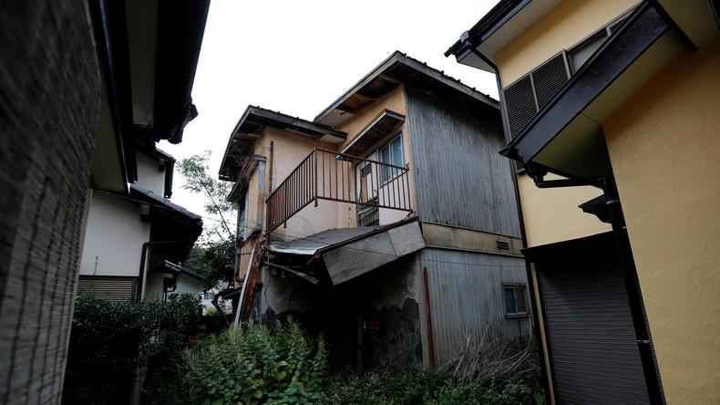 Weil die Bevölkerungszahl abnimmt: Japan verschenkt Häuser — RT Deutsch