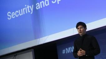 Telegram-Gründer beschuldigt WhatsApp der Weitergabe von Nutzerdaten an westliche Geheimdienste