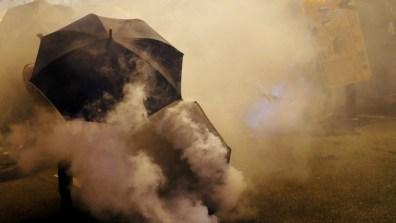 Verbreitung von Fake Videos über chinesische Militärgewalt bei Hongkong-Protesten