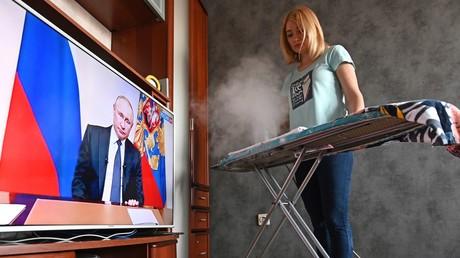 Putin verlängert Corona-Einschränkungen um zwei Wochen: