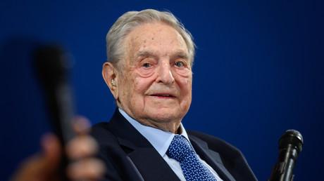 Sorgt sich um den Fortbestand der EU: George Soros, hier auf dem Weltwirtschaftsforum im schweizerischen Davon, im Januar 2020.