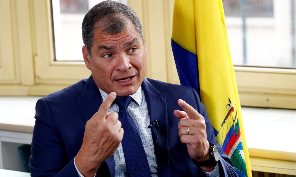Auch in Ecuador politische Verfolgung durch Justiz — RT Deutsch