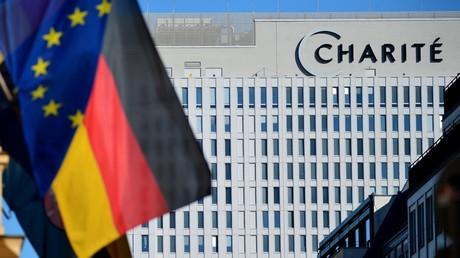 Die Charité in Berlin (Symbolbild vom 18.09.2020)