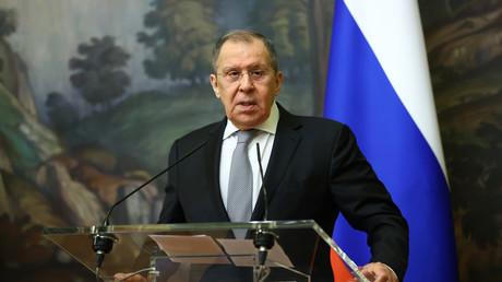 Lawrow: Russland kann gezwungen sein, Dialog mit der EU zu stoppen