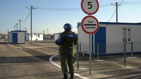 """""""Doppelmoral"""": Russland kritisiert Frankreichs und Deutschlands Erklärung über Donbass"""