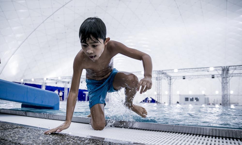 Folgen von Corona-Lockdown: Ex-Leistungssportlerin und DLRG warnen vor Nichtschwimmer-Generation