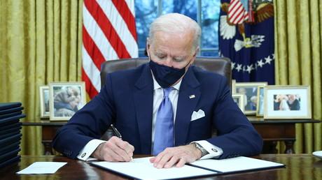 Erste Biden-Dekrete: Rückkehr zum Klimaabkommen von Paris, Wiedereintritt in die WHO, Maskenpflicht
