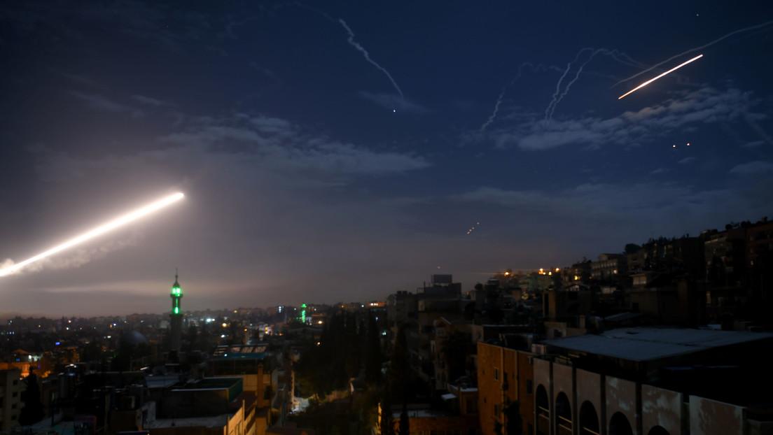 """Erneuter israelischer Raketenangriff auf Syrien – Iran stellt """"härteste Antwort"""" in Aussicht"""