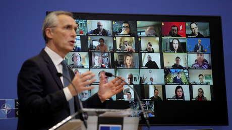 """""""Gemeinsam mehr ausgeben"""": NATO-Generalsekretär unterbreitet Vorschläge für """"NATO 2030"""""""