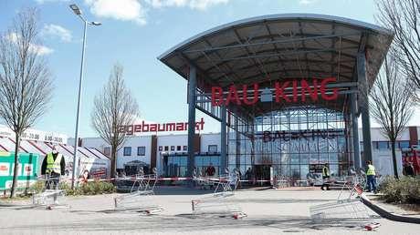 Baumärkte in Bayern, Brandenburg und Sachsen-Anhalt öffnen wieder