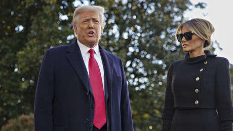 Donald Trump verloor tijdens het presidentschap ongeveer $ 1,6 miljard