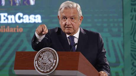 """Mexikos Präsident: USA betreiben """"Interventionismus, der unsere Souveränität verletzt"""""""