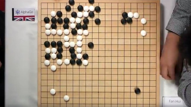 Google powered AI finally beats human champion in ancient Chinese     Google powered AI finally beats human champion in ancient Chinese game Go