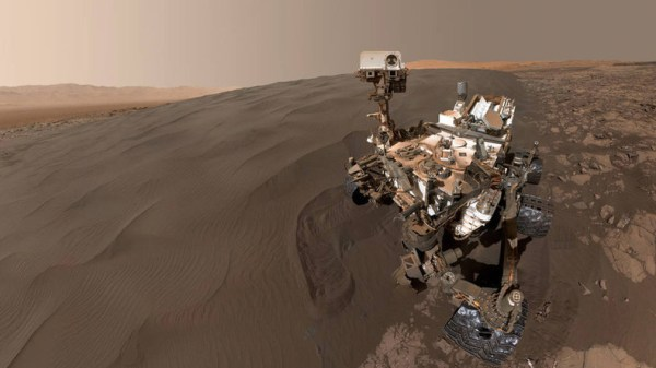New NASA find suggests Mars resembles Earth more than ...