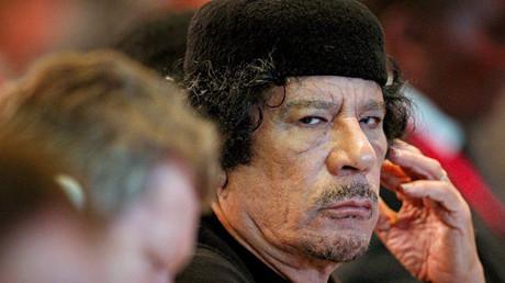 Muammar Gaddafi © Alessandro Di Meo