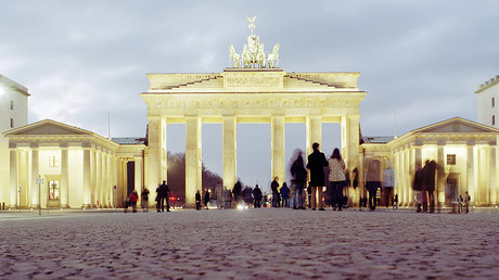 Brandenburg Gate, Berlin, Germany © Andre Kohls / Global Look Press