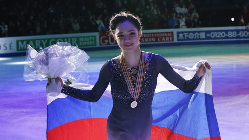 Medvedeva v Zagitova: Russian figure skating sensations ...