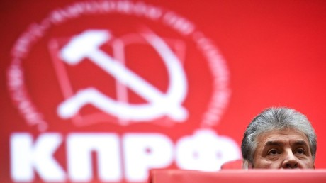 Communist party poll-ratings rise after non-communist contender enters fray