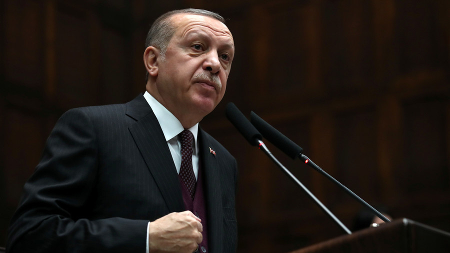 Erdogan threatens US with 'Ottoman slap,' says all NATO countries created equal