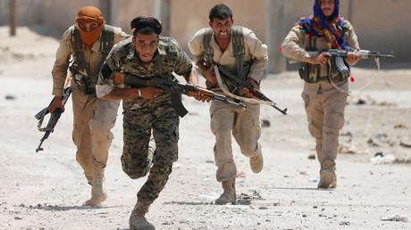 US gave Kurds modern arms, made Turkey launch Afrin op – Russian Security Council
