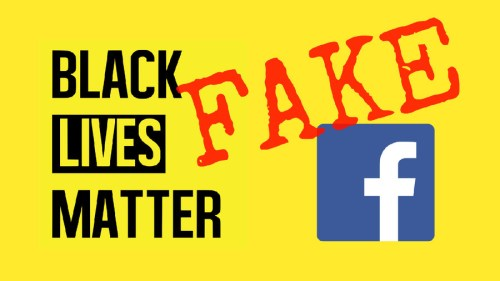 Image result for Biggest Black Lives Matter Facebook Page Is Fake, Run by Australian Union Organizer